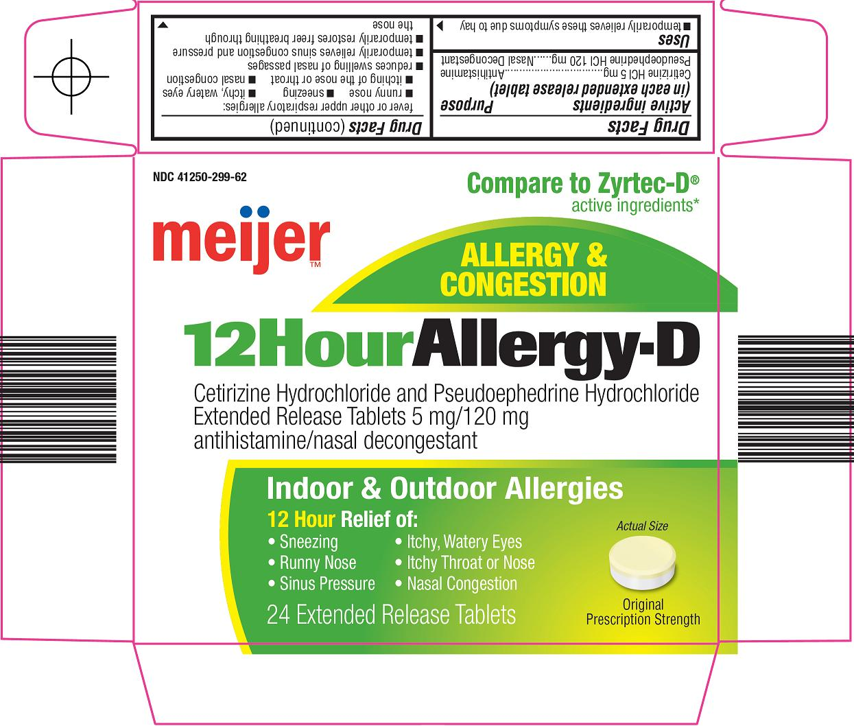 12 Hour Allergy D Carton Image 1
