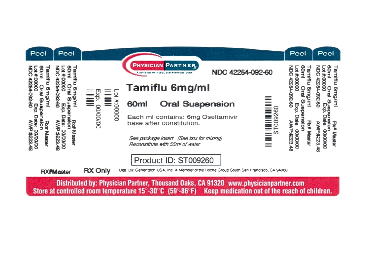 Tamiflu 6mg/ml