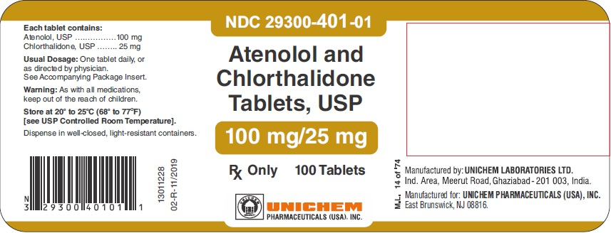 Container Label - 100 mg -100 Tablets