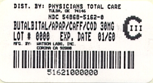 image of 1 package label