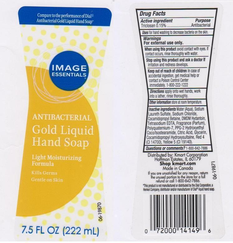 Image Essentials Antibacterial Hand Gold | Kmart Corporation while Breastfeeding