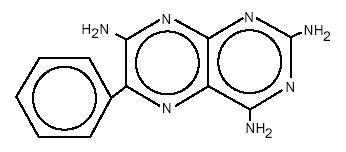 Triamterene And Hydrochlorothiazide Triamterene 68 Ml, Hydrochlorothiazide 68 Ml Breastfeeding