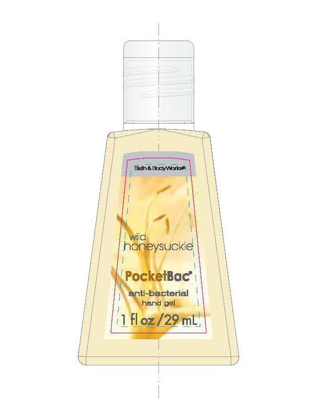 Anti-bacterial Hand Wild Honeysuckle   Alcohol Gel while Breastfeeding