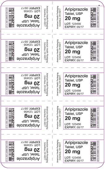 20 mg Aripiprazole Tablet Blister
