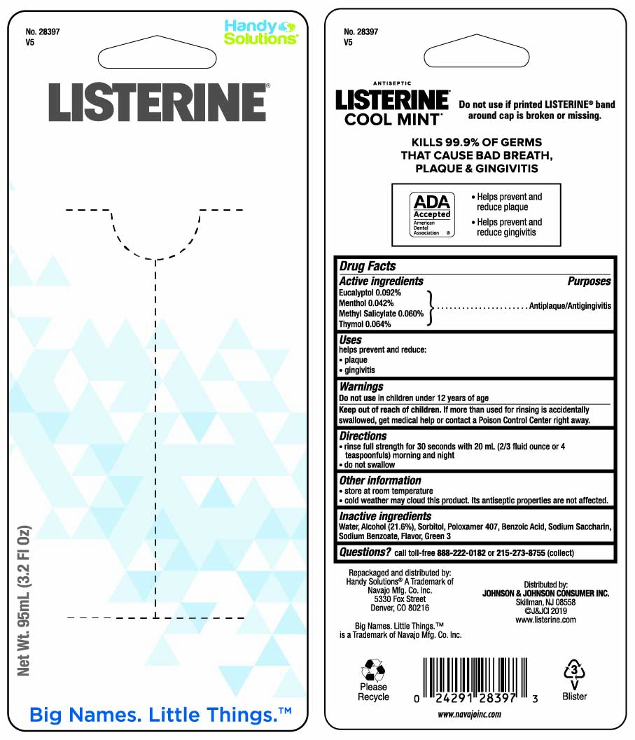 Cool Mint Listerine