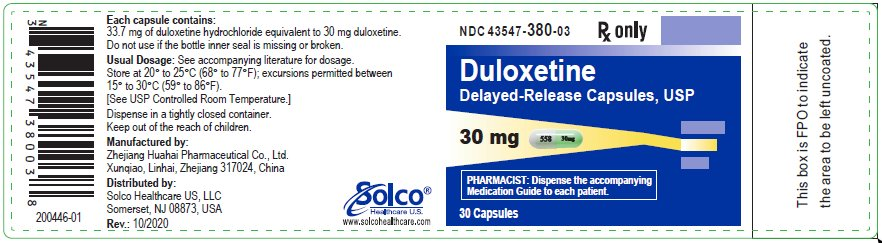 Container label 30 mg