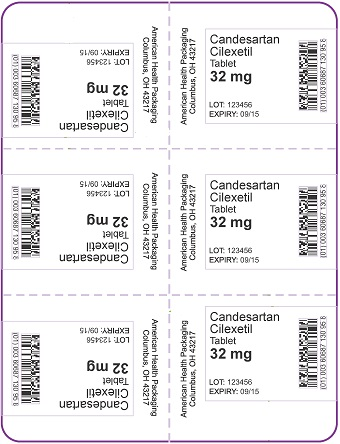 32 mg Candesartan Cilexetil Tablet Blister