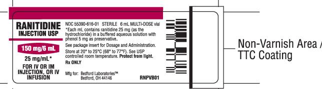 Ranitidine Hydrochloride Injection while Breastfeeding