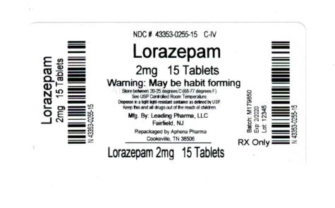 Bottle Label 2 mg