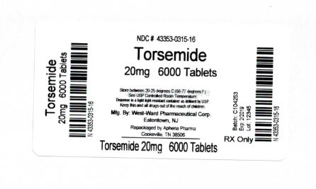 Bottle Label 20 mg
