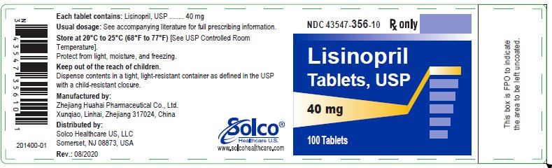 Container label 40mg