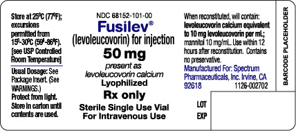 Fusilev Vial - Lyophilized