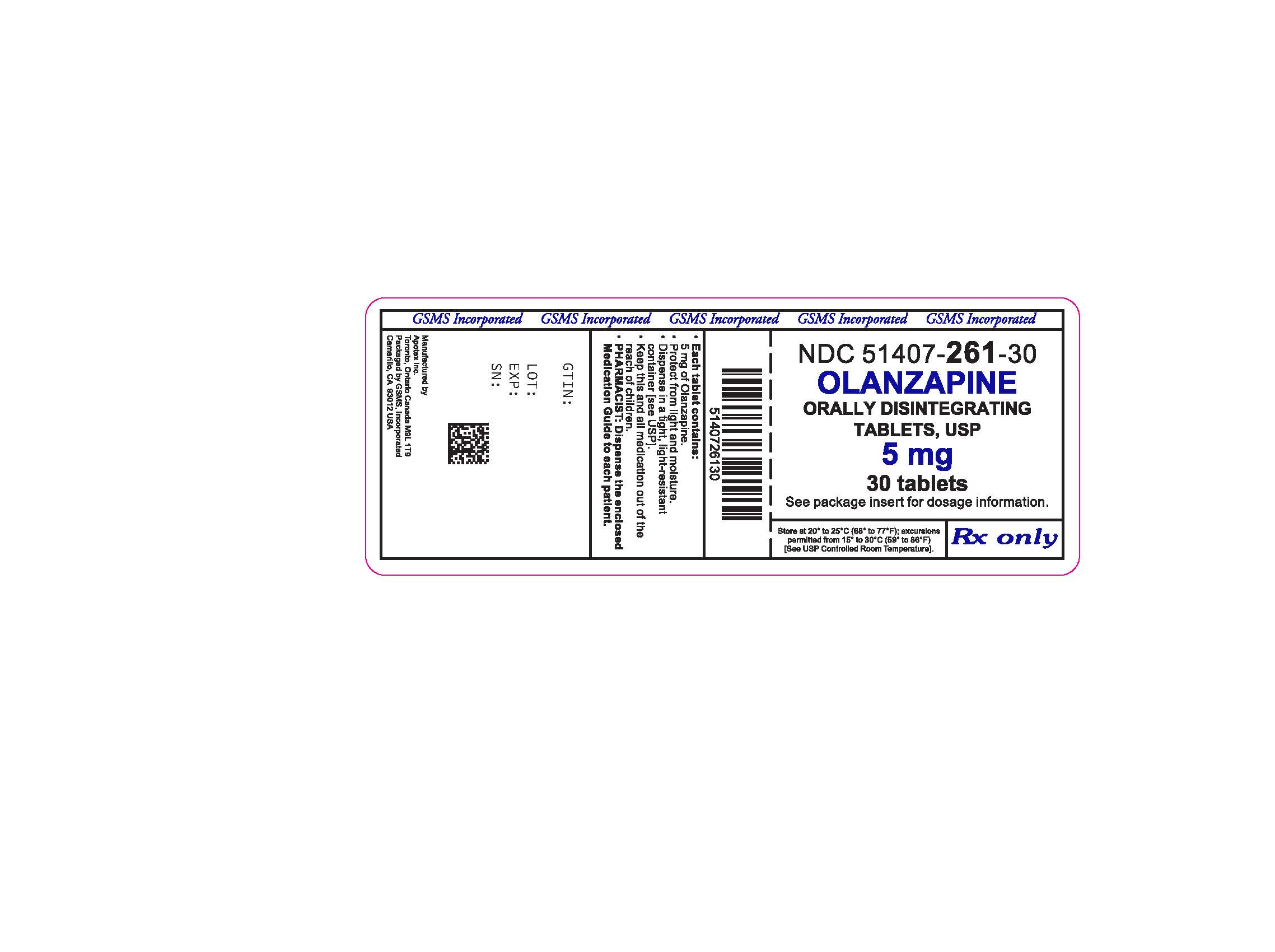 51407-261-30LB OLANZAPINE 5 MG ODT.jpg