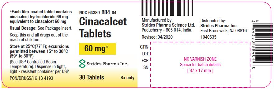 Container label 60 mg
