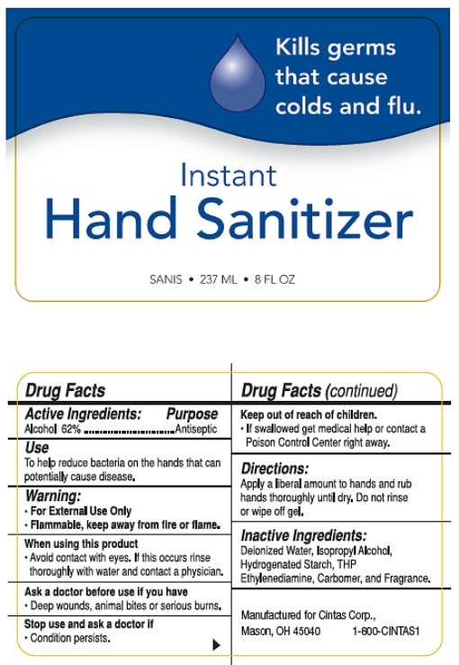 Instant Hand Sanitizer | Cintas Corp. while Breastfeeding