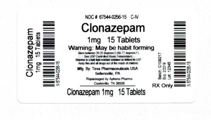 Bottle Label 1mg