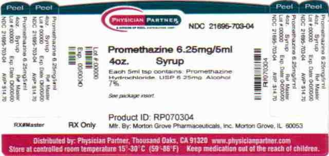 Promethazine 6.25mg/5ml