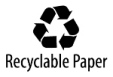 Recyclable Paper