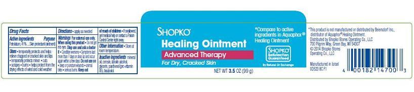 Shopko Healing   Petrolatum Ointment while Breastfeeding