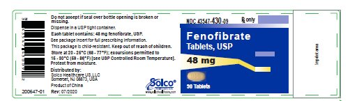 container label 48 mg 90 ct