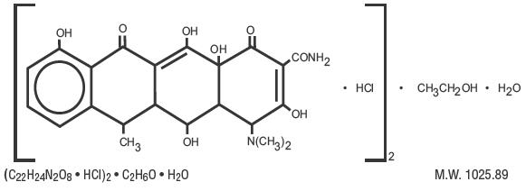 Doxycycline Hyclate | Goldline Laboratories, Inc. Breastfeeding