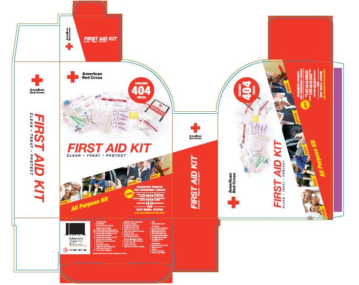ARC First Aid Kit 404