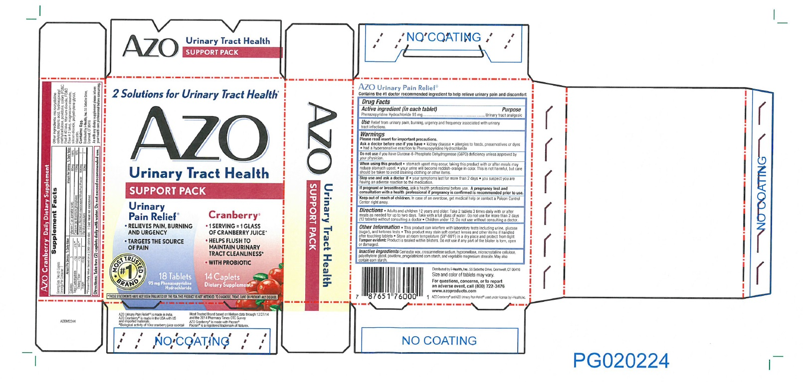 AZO UPR Label Combined