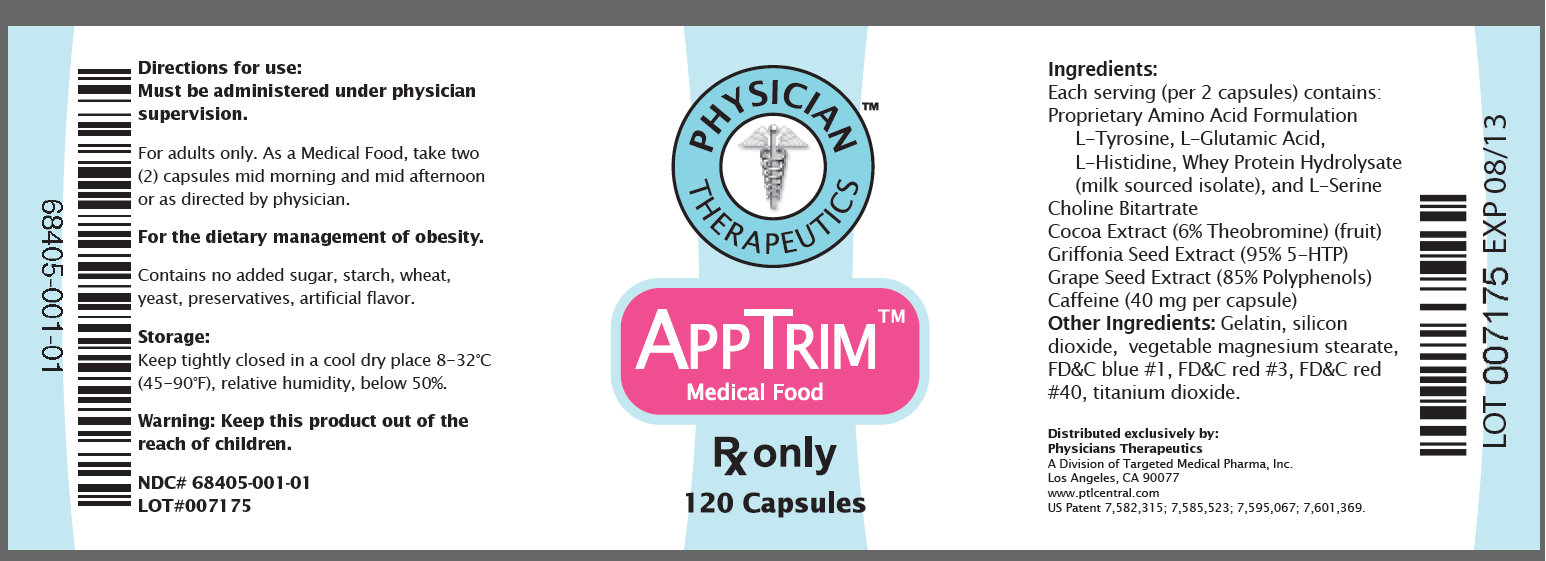 AppTrim Label