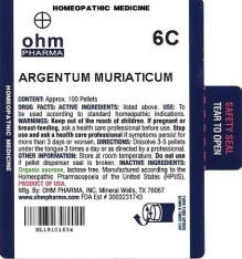 MD Tube Label