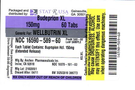 BUDEPRION XL 150MG LABEL IMAGE