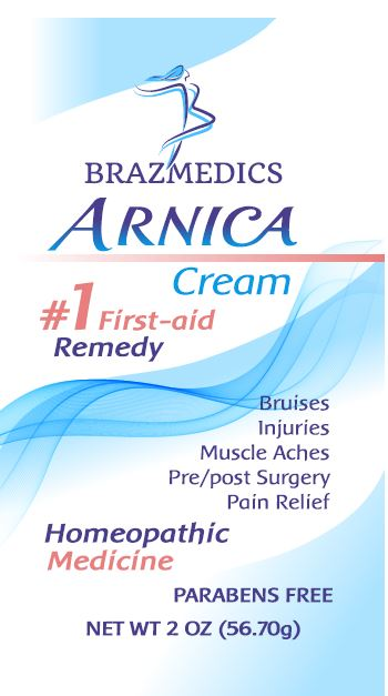 Brazmedics Arnica Cream Cream while Breastfeeding