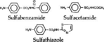 Triple Sulfa   Sulfathiazole, Sulfacetamide And Sulfabenzamide Cream and breastfeeding