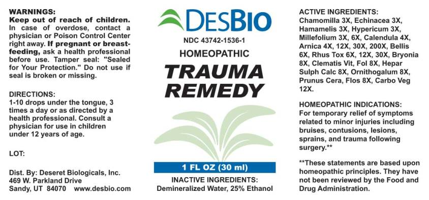 Trauma Remedy