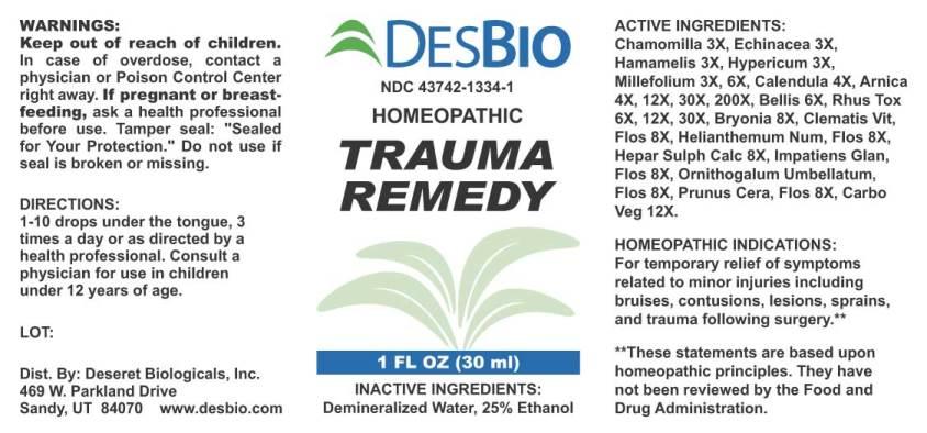 Trauma Remedy Breastfeeding