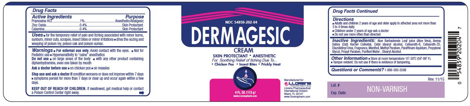 Dermagesic Cream