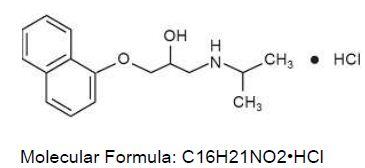 Propranolol Hydrochloride 1 Mg In 1 Ml and breastfeeding