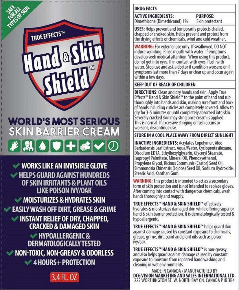 Hand And Skin Shield | Dimethicone Gel while Breastfeeding