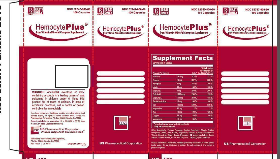 Hemocyte Plus 100