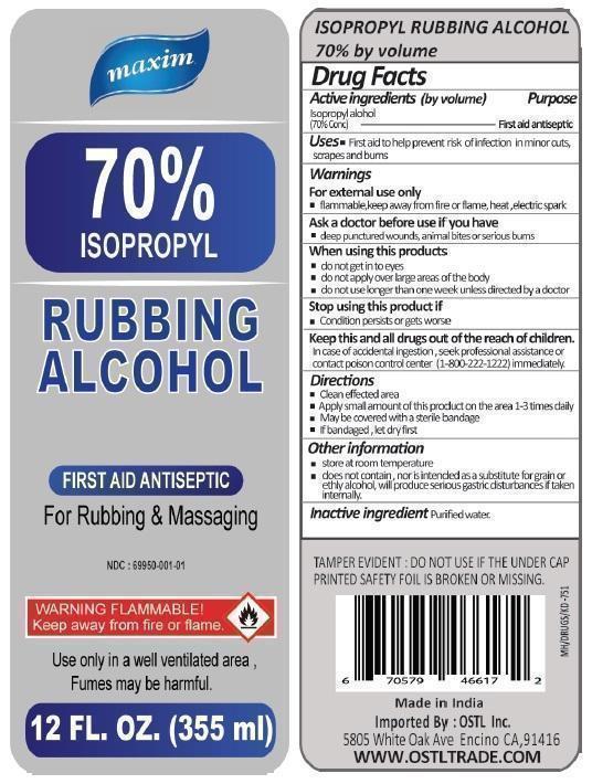Maxim 70% Isopropyl Rubbing Alcohol | Isopropyl Alcohol Liquid while Breastfeeding