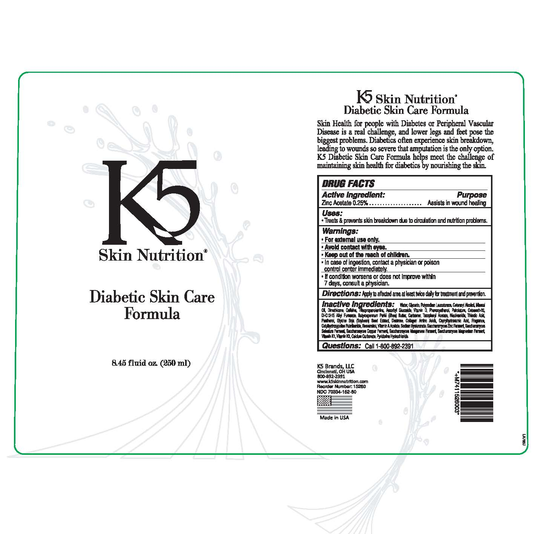 Diabetic Skin Care Formula   Zinc Acetate Soap Breastfeeding