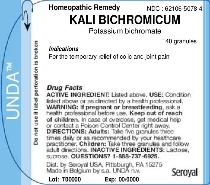 Kali Bichromicum | Potassium Bichromate Granule Breastfeeding