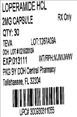 Loperamide Hydrochloride   State Of Florida Doh Central Pharmacy while Breastfeeding