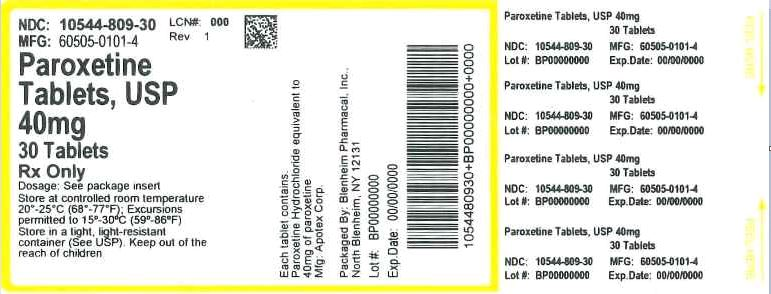 Label Graphic-40mg_10544-809-30 (Apotex_60505-0101-4)