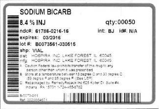 Sodium Bicarbonate 84 Mg In 1 Ml Breastfeeding