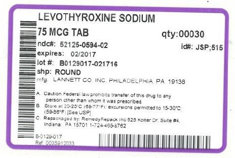 Levothyroxine Sodium 30 In 1 Blister Pack Breastfeeding