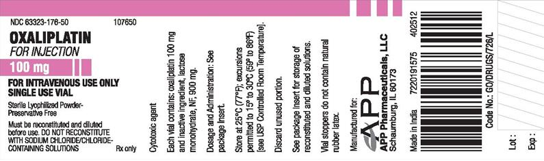Oxaliplatin Injection, Powder, Lyophilized, For Solution Breastfeeding