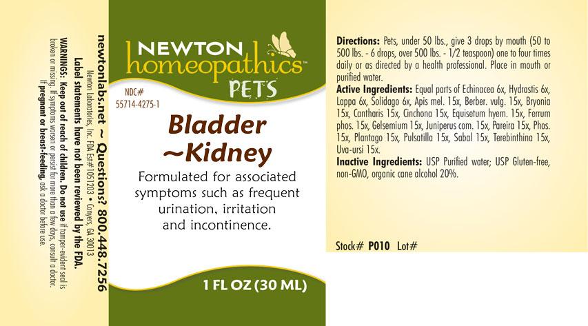 Is Bladder Kidney safe while breastfeeding