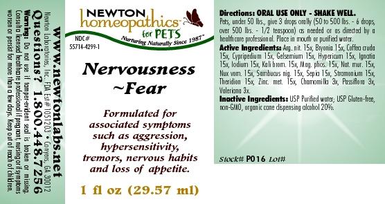 Nervousness - Fear Breastfeeding