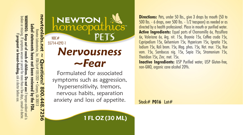 Is Nervousness - Fear safe while breastfeeding
