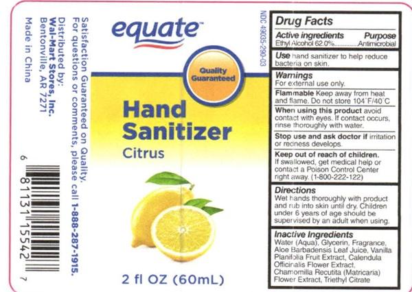 Equate Hand Sanitizer 290 292